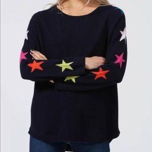 Wyse London Star Cashmere Sweater